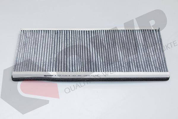 QWP WCF360 Aktívszenes pollenszűrő BMW X5, RANGE ROVER