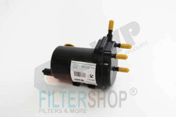 QWP WFF271 Gázolajszűrő, üzemanyagszűrő Dacia Logan, Renault Clio, Kangoo, Thalia 1.5 DCi