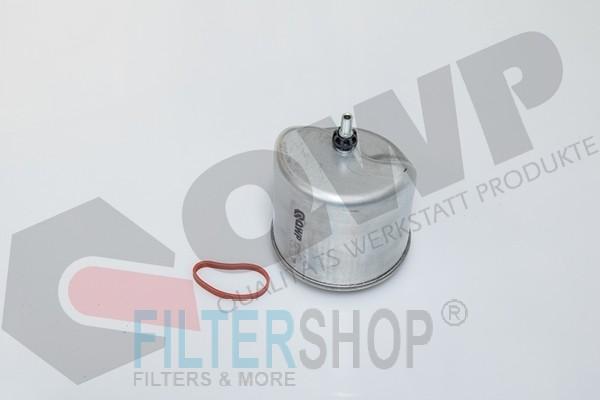 QWP WFF840 Gázolajszűrő, üzemanyagszűrő 1.4-1.6 HDi CITROEN BERLINGO III, C3 PICASSO, C3 II, C4 II, C4 PICASSO, C5 II, DS3, DS4, PEUGEOT 206+, 207, 208, 308, 508, PARTNER III