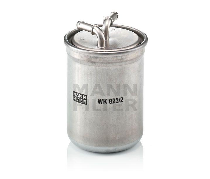 MANN Filter WK823/2 Gázolajszűrő, üzemanyagszűrő Seat Cordoba, Ibiza, Toledo, Skoda Fabia, Roomster, Volkswagen Polo