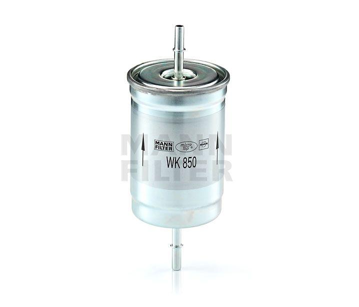 MANN Filter WK850 Benzinszűrő, üzemanyagszűrő FORD, VOLVO