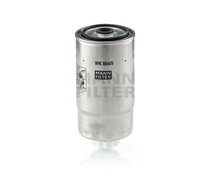 MANN Filter WK854/5 Gázolajszűrő, üzemanyagszűrő ALFA ROMEO 147, 156, 166, GT, FIAT DOBLO, MULTIPLA, STILO, LANCIA LYBRA, THESIS