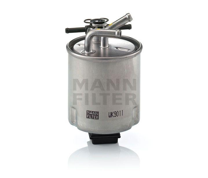 MANN Filter WK9011 Gázolajszűrő, üzemanyagszűrő NISSAN NAVARA, PATHFINDER 2.5 DCi