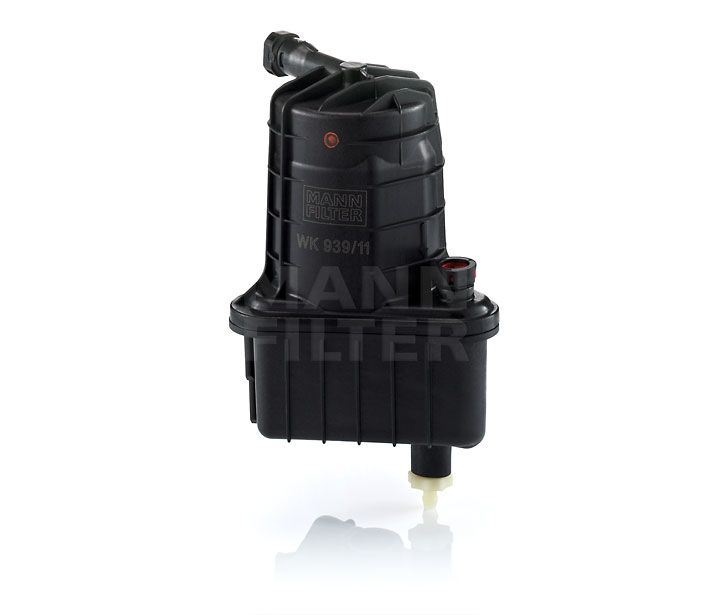 MANN Filter WK939/11x Gázolajszűrő, üzemanyagszűrő RENAULT CLIO, MODUS 1.5 DCi