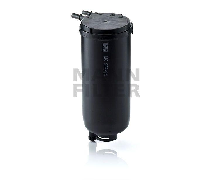 MANN Filter WK939/14x Gázolajszűrő, üzemanyagszűrő IVECO DAILY - UFI rendszer