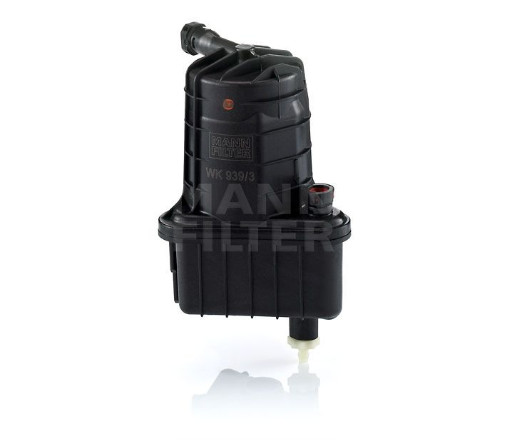 MANN Filter WK939/3 Gázolajszűrő, üzemanyagszűrő RENAULT CLIO, MODUS 1.5 DCi