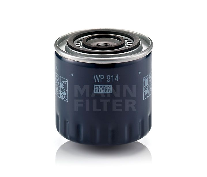 MANN Filter WP914 Olajszűrő RENAULT LAGUNA, ESPACE, SAFRANE
