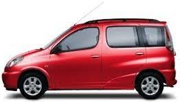 Toyota Yaris Verso 1.8 (benzin) (98 LE) 2007.10-