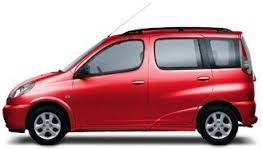 Toyota Yaris Verso 1.5 (benzin) (106 LE) 1999.09-