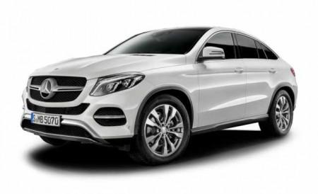 Mercedes GLE osztály C292