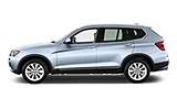 BMW X3-as (F25)