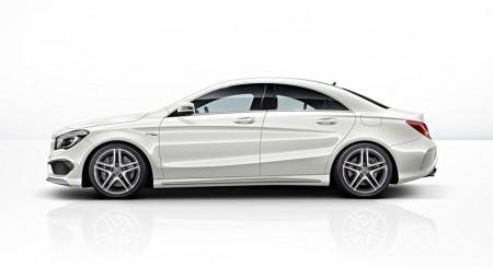 Mercedes CLA osztály
