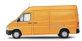 Volkswagen LT 2.8 TDi (dízel) motorszám: AGK (125 LE) 1997.02-