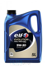 Motorolaj ELF Evolution Full-Tech FE 5w-30 5 Liter