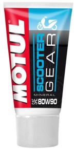 Motul SCOOTER GEAR 80W90 150 ml hajtóműolaj robogókhoz és mopedekhez